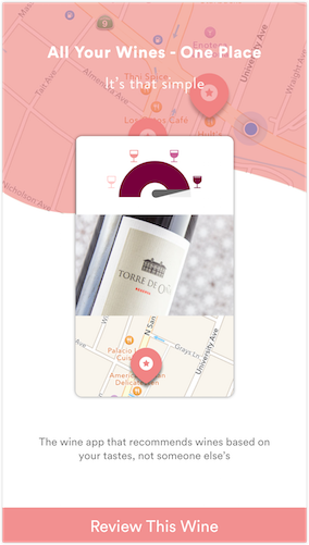 Vindora - Drink wines you love. The wine app based on your taste!